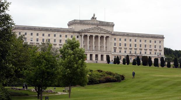 Stormont MLAs have been paid £15m in salaries in the Assembly collapsed in January 2017, the Northern Ireland Affairs committee was told. (Paul Faith/PA)