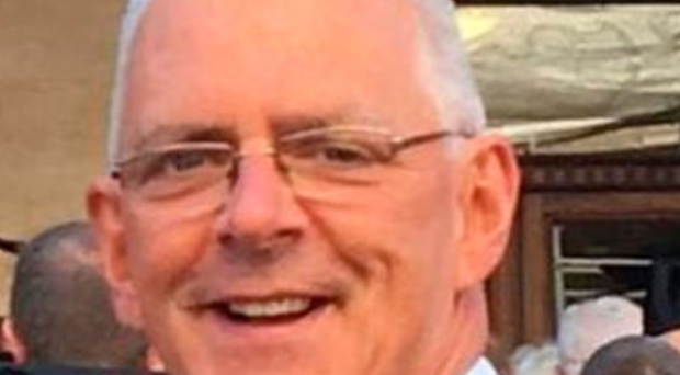Aidan Fitzpatrick, who has died after an accident