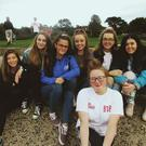 Some of the Belfast teenagers taking part in Dreamscheme's mentoring project