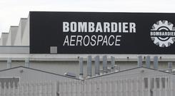 Spirit AeroSystems Inc is a successful components contractor operating across the aerospace sector. It brings to Shorts-Bombardier a competitive reputation in advanced manufacturing. (Niall Carson/PA).