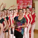 Rana O'Brien is a regional winner of Spar's People's Podium Award