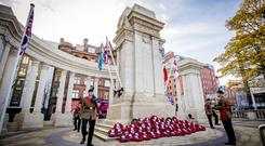 Sunday's remembrance service