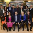 The official launch of Sinn Fein's General Election candidates