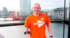 MS sufferer Simon Matchett had to fight to get decision overturned