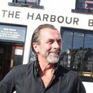 Locals Willie Gregg of the Harbour Bar