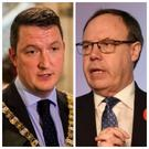 North Belfast is expected to see a close electoral race between Sinn Fein's John Finucane and the DUP's Nigel Dodds.