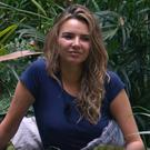 Nadine Coyle settles into the jungle camp on I'm A Celebrity... Get Me Out Of Here!