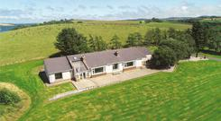 The four bedroom property