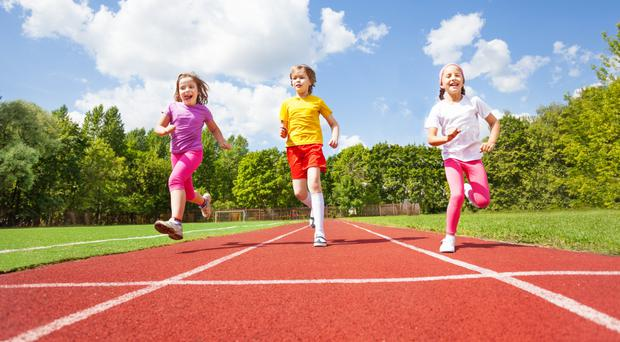 Some 79.9% of children aged 11-17 in the UK get insufficient exercise. In the Republic the figure drops to 71.8%