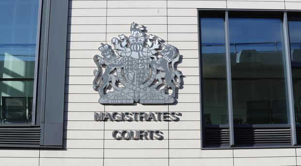 Chelmsford Magistrates' Court (Gareth Fuller/PA)