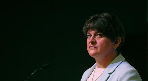 DUP leader Arlene Foster said investigating Northern Ireland's violent past should not expose victims to fresh trauma (Brian Lawless/PA)