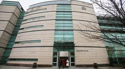A man who was once the victim of a paramilitary assault has been jailed for a year for drug dealing offences (Niall Carson/PA)