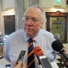 Senior Orangeman Mervyn Gibson has clarified comments about civil disobedience over Brexit