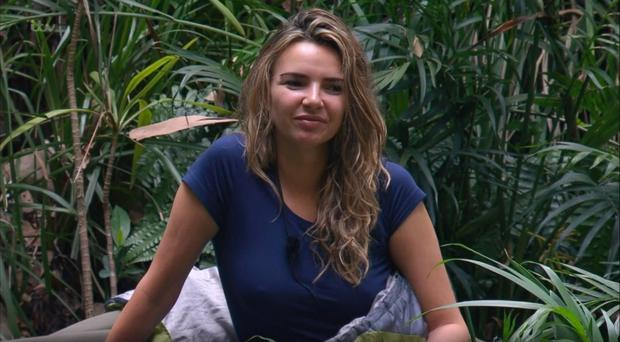 Nadine Coyle on I'm A Celebrity... Get Me Out Of Here!