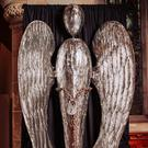 The angel designs which are now on display at Magheralin Parish Church
