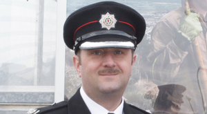 Chief Fire and Rescue Officer Gary Thompson