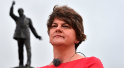 Arlene Foster is the first unionist leader in Northern Ireland's history not to reflect majority opinion