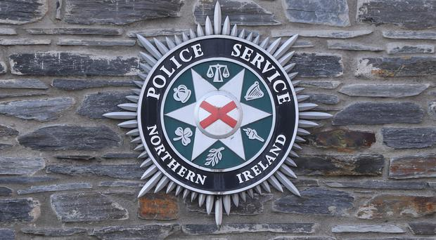 Police are investigating reports of an aggravated burglary in Randalstown (PA)