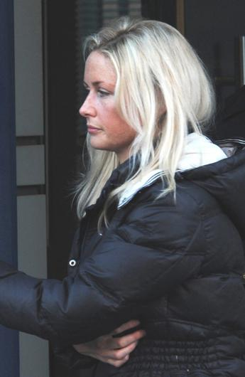 Drugged: Dr Eireann Kerr assualted officers after her drink was spiked