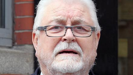 Lord Maginnis. Credit: Niall Carson