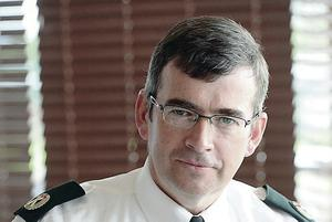 Assistant Chief Constable Drew Harris said it is difficult to assess how much effect the threat of prosecution would have