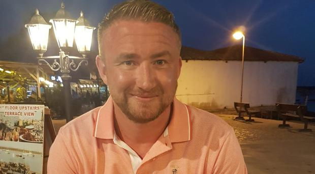 Kenny Andrews died after coming off a jetski (Andrews family/PA)