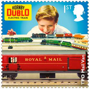 Royal Mail has issued new stamps of famous British children's toys from the last 100 years including the Space Hopper, Action Man, Sindy, Meccano, Stickle Bricks and Spirograph