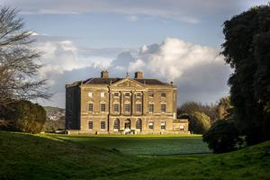 Castle Ward, an 18th-century National Trust property located near the village of Strangford, in County Down, Northern Ireland. PA Photo. Picture date: Tuesday December 15, 2020. See PA story ULSTER CastleWard. Photo credit should read: Liam McBurney/PA Wire