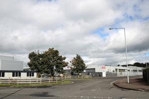 40 acres of land on the site of Wrightbus is to be transferred to the council