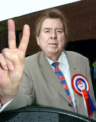 How actor Timothy Spall could look in his role as Ian Paisley