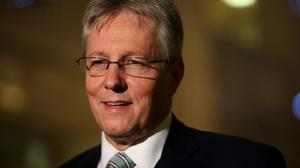 Peter Robinson said better use could be made of the money