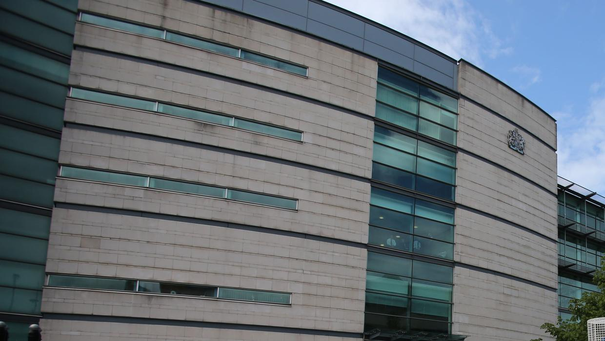 Man accused of stealing £40k says it was stolen money, court told