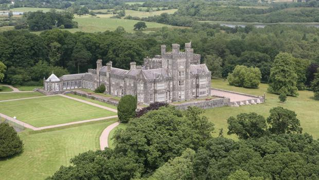 Crom Castle in Co Fermanagh