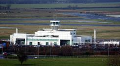 The government will continue to subsidise direct flights between Londonderry and London.