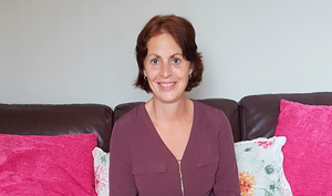 Susan Jamison from Belfast said she was never told about the side effects of sodium valproate