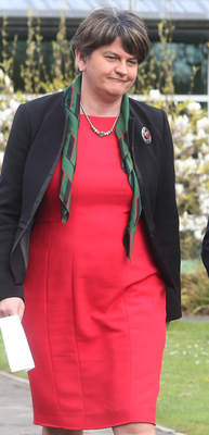 DUP leader Arlene Foster argues that a candidate from her party should be the agreed unionist runner in South Belfast