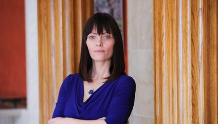 Infrastructure Minister Nichola Mallon has established a roads recovery fund for Northern Ireland (PA)