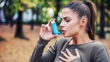 Patients urged to only order inhalers when medically required.