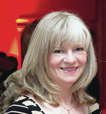 Chief executive of the Cancer Fund for Children, Gillian Creevy