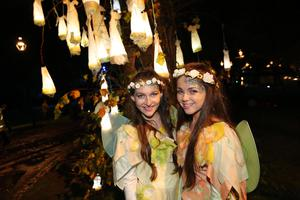 Ghouls, goblins, witches and fairies were out in force all over Northern Ireland including fairies in Lisburn