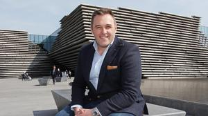 Application: Lotus Property managing director Alastair Coulson