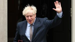 Boris Johnson is being urged to set up a task force to help the aerospace sector ( Yui Mok/PA)