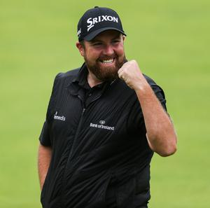 Golfer Shane Lowry, who may appear at the Irish Open
