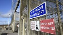 Up to 200 prisoners will be given temporary early release (Michael Cooper/PA)