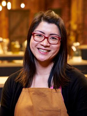 Suzie Arbuthnot is a finalist in BBC One's Best Home Cook