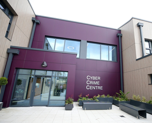 The new Cyber Crime Centre in south Belfast