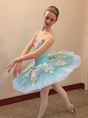 Emily Hall has been offered a place at a dance school in England