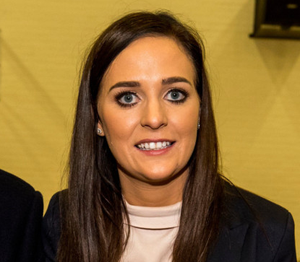 Orfhlaith Begley, Sinn Fein MP for West Tyrone