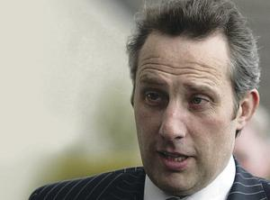 Commons attack: Ian Paisley jnr was in Africa as the House of Commons voted on military action in Syria