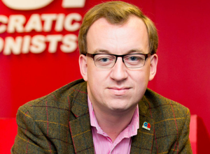 DUP's Christopher Stalford